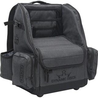 Dynamic Discs Commander Backpack Disc Golf Bag (Heathered Gray)
