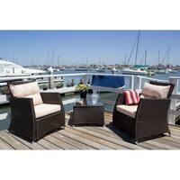 Malvern 3-Piece Outdoor Lounge Set