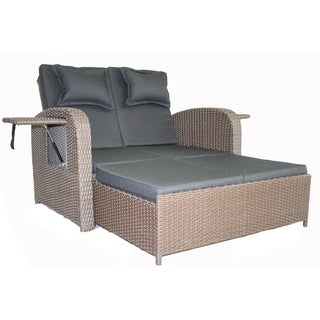 Trinidad Outdoor Loveseat Lounger
