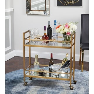 Link to Simple Living Manhattan Bar Cart Similar Items in Home Bars