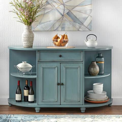 Simple Living Grace Farmhouse MDF/Pine Buffet