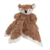 Little Love by NoJo- Cuddle Plush Blanket - Rust Fox