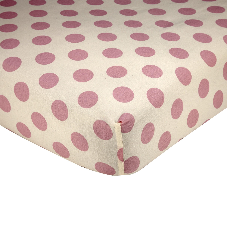 Carter's Jungle - Crib Sheet (Crib Sheet), Pink (Cotton)