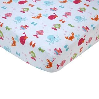 Carter's - Sea - Crib Sheet