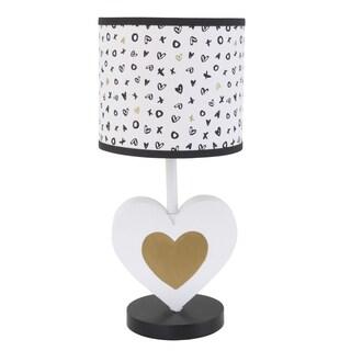 NoJo XOXO Lamp & Shade