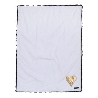 NoJo XOXO Plush Blanket