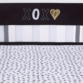 NoJo XOXO Crib Liner