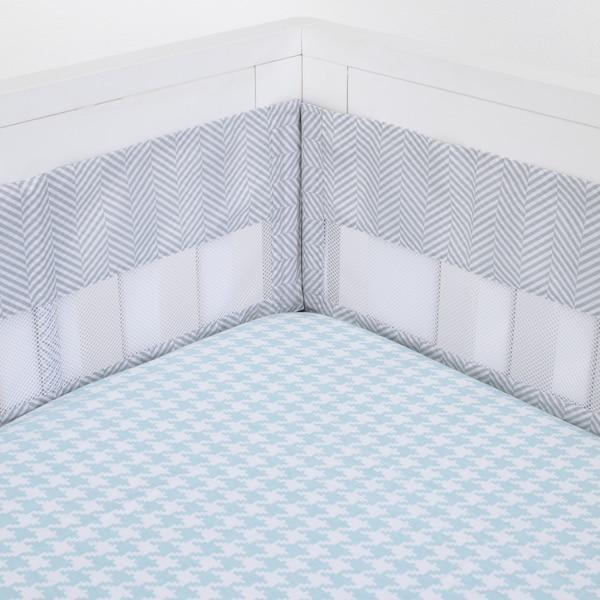 NoJo Roar Secure-Me Crib Liner