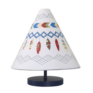 NoJo TeePee Lamp & Shade