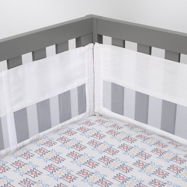 NoJo TeePee Secure- Me Crib Liner