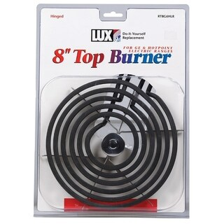 Lux Replacement Top Burner 8 in.