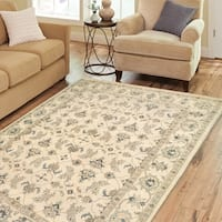 LR Home Kanika Traditional Damask Rectangular Rug - 12' x 15'