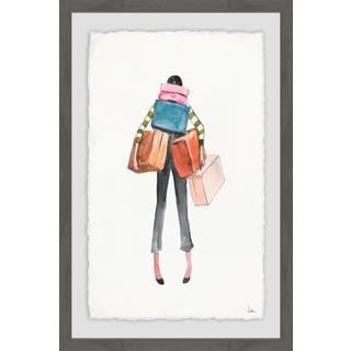 Marmont Hill - Handmade Wandering Framed Print