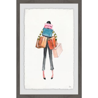 Link to Marmont Hill - Handmade Wandering Framed Print Similar Items in Art Prints