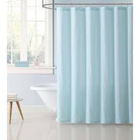 Laura Hart Kids Printed Gingham Shower Curtain