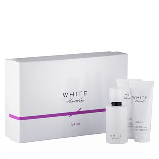 Kenneth Cole White Women's 3-piece Gift Set