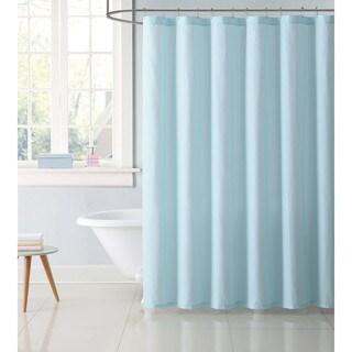 Laura Hart Kids Printed Stripe Shower Curtain