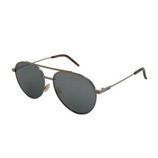 Fendi Women's FF 022/S Ruthenium Sunglasses