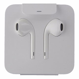 OEM Apple Earpods MMTN2AM/A with 3.5mm Lightning Adapter MMX62AM/A iPhone X 8 7