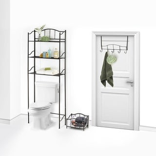 3 Piece Space Saving Bath Set (ORB)