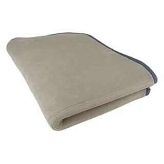 Hydrocollator Velour Foam-Filled Cover, Oversize, Pocketed