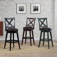 Bailey Bar Height Swivel Stool