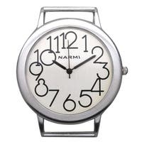 Olivia Pratt Round Solid Bar Watch Face