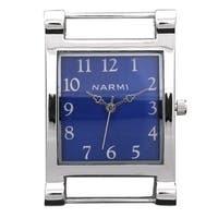 Olivia Pratt Square Solid Bar Watch Face
