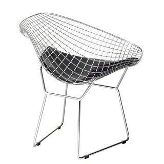 Papasan Wire Chair