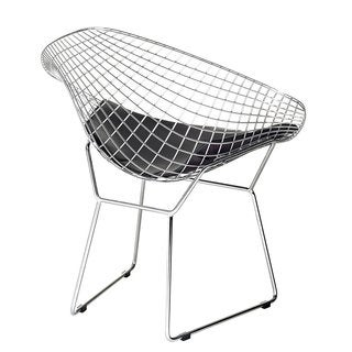 Papasan Wire Chair