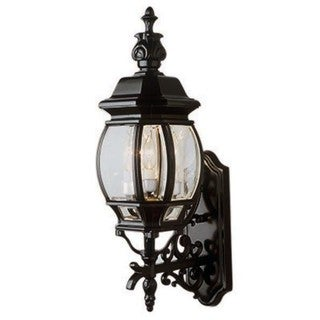 "TGL 4051 Francisco 25"" Wall Lantern (Option: Rust - Natural Finish)"
