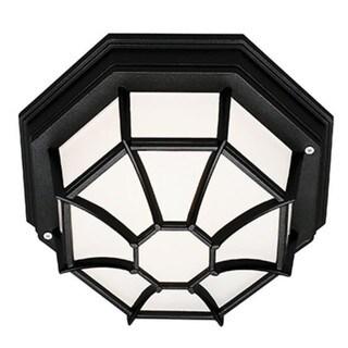 """TGL 40582 Benkert 5"""" Flushmount Lantern"""