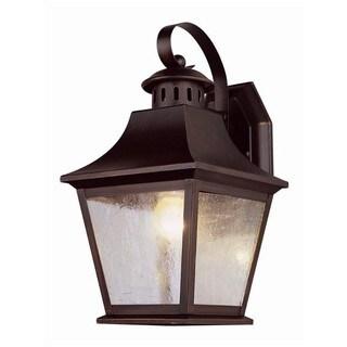 "TGL 4872 Ridgecrest 13"" Wall Lantern"