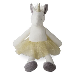 TAG Unicorn Plushie - White