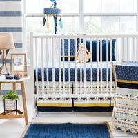 Desert Sky 3pc Crib Bedding Set