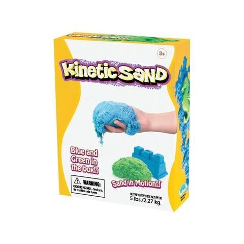 WABA Fun Kinetic Sand Green/Blue