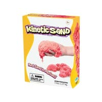 WABA Fun  Kinetic Sand  Red