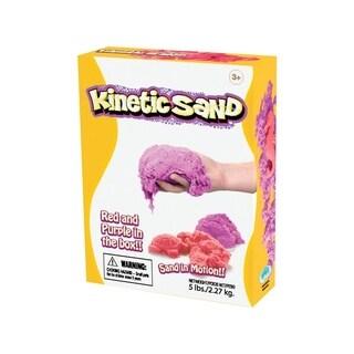 WABA Fun Kinetic Sand Red/ Purple