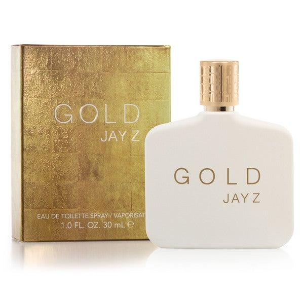 Shop Jay Z Gold Mens 1 Ounce Eau De Toilette Spray Free Shipping