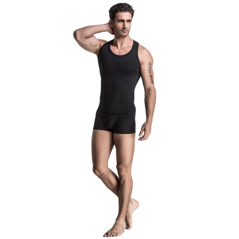 Extreme Fit Men's Slim Compression Tank Top