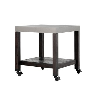 Mixt Vaughan Brown Small Counter Table