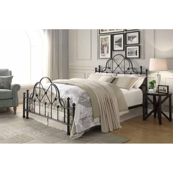 Emma King Size Metal Bed
