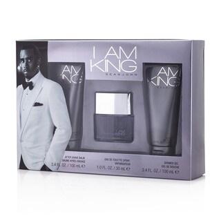 Sean John I Am King Men's 3-piece Gift Set