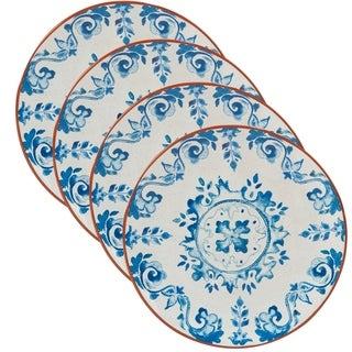 Certified International Porto Salad Plates (Set of 4)