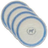 Certified International Urban Farmhouse Dinner Plates (Set of 4)