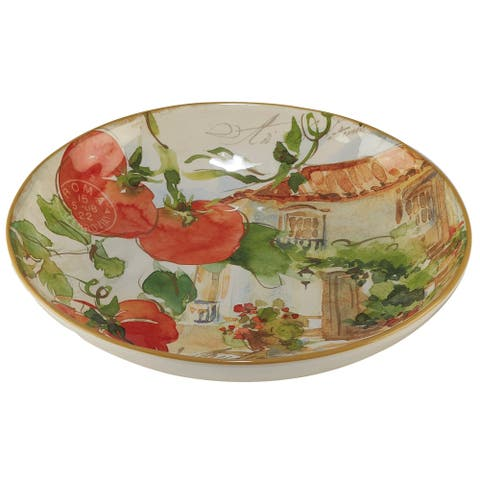 Certified International Piazzette Serving/Pasta Bowl