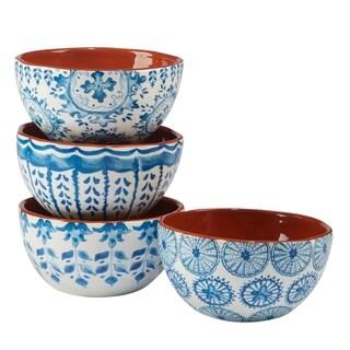 Certified International Porto Ice Cream Bowls (Set of 4)