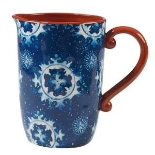 Certified International Porto 3-quart Pitcher