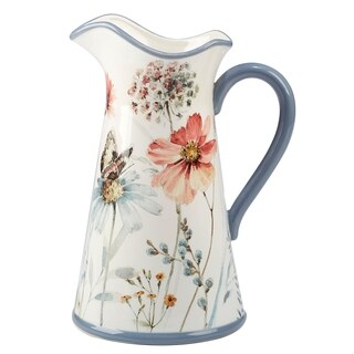 Certified International Country Weekend 3-quart Pitcher