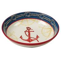 Certified International Coastal Life Serving/Pasta Bowl